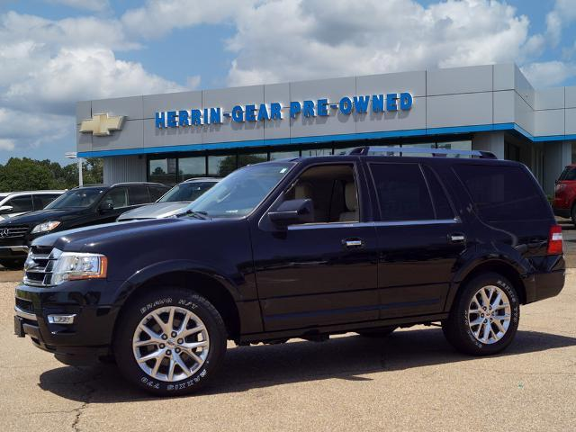 Pre-Owned 2016 Ford Expedition 2WD 4dr Limited