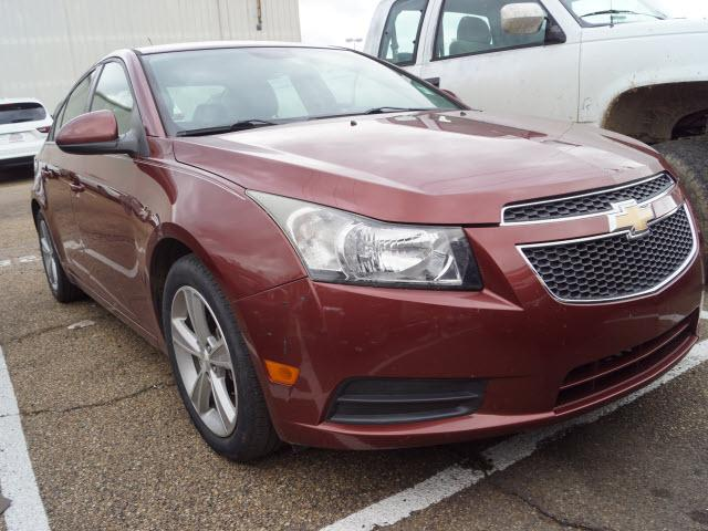 Pre-Owned 2013 Chevrolet Cruze 4dr Sdn Auto 2LT