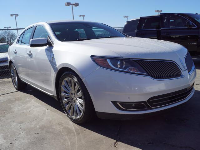 Pre-Owned 2013 Lincoln MKS 4dr Sdn 3.7L FWD
