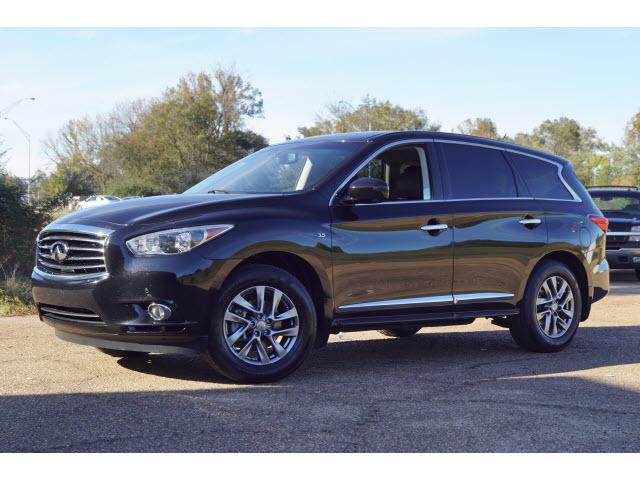 Pre-Owned 2014 INFINITI QX60 AWD 4dr