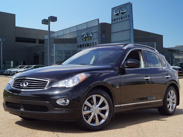 Certified Pre-Owned 2015 INFINITI QX50 RWD 4dr Journey