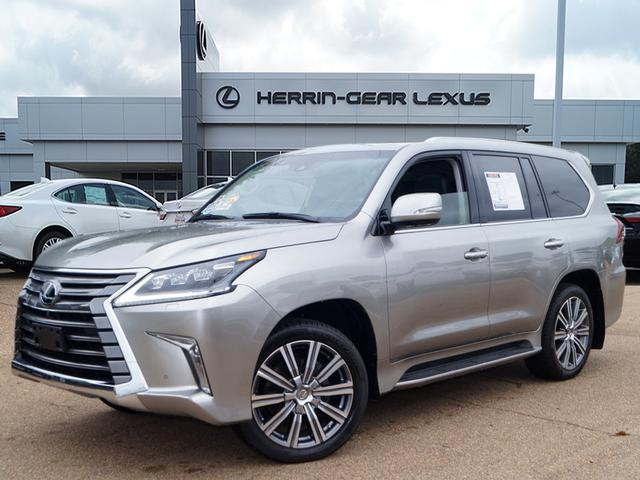 Pre Owned 2016 Lexus Lx 570 4wd 4dr