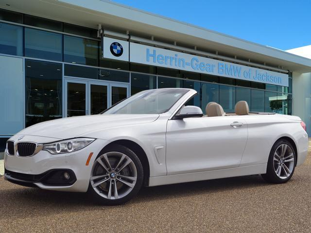 Pre-Owned 2016 BMW 4 Series 2dr Conv 435i RWD