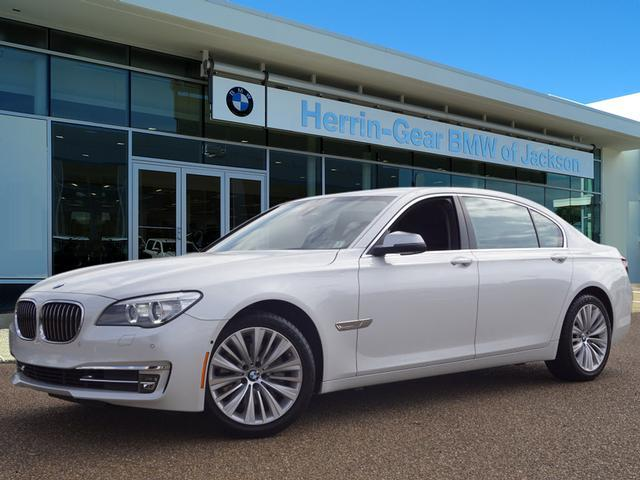 Pre-Owned 2015 BMW 7 Series 4dr Sdn 740Li RWD
