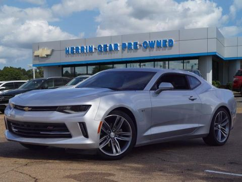 Pre-Owned 2018 Chevrolet Camaro 2dr Cpe LT w/1LT