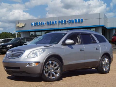 Pre-Owned 2012 Buick Enclave FWD 4dr Premium