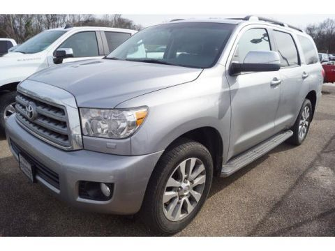 Pre-Owned 2016 Toyota Sequoia RWD 5.7L Limited