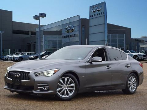 Certified Pre-Owned 2015 INFINITI Q50 4dr Sdn Premium RWD