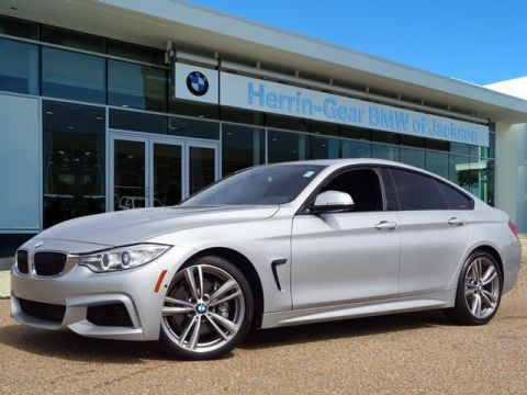 Pre-Owned 2015 BMW 4 Series 4dr Sdn 435i RWD Gran Coupe