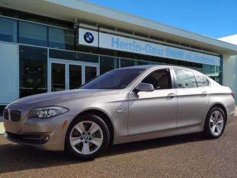 Pre-Owned 2013 BMW 5 Series 4dr Sdn 528i RWD